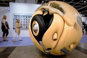 Art Basel : le marché de l'art contemporain s'implante en Asie | ZION GARDEN | Scoop.it