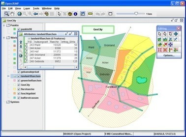 OpenJUMP GIS software | OpenSource Geo & Geoweb News | Scoop.it