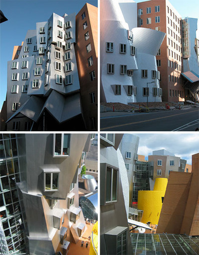 15 Cool High School, College & University Building Designs | WebUrbanist | Learning space design | Scoop.it