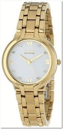 Citizen EM0132-59A Eco-Drive Bella Diamond Accente Optical Kinetic Energy Watch for Women - Recommend | Deals News Share | Scoop.it