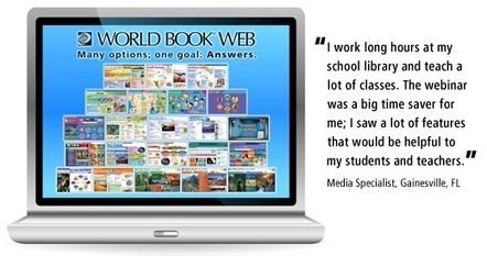 TEL Training on the  World Book Web | Tennessee Libraries | Scoop.it
