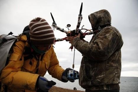 Polar Sea 360 : la Réalité Virtuelle réinvente le genre documentaire… | FutureMedia | Scoop.it