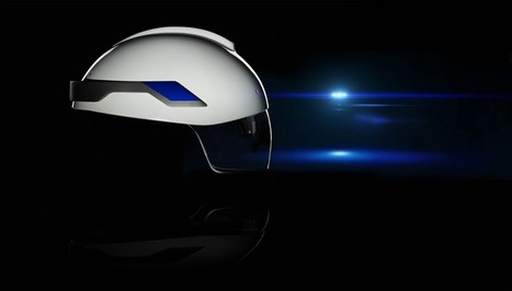 Hands-on with DAQRI's New Industrial Augmented Reality Helmet - Road to VR | Metaverse NewsWatch | Scoop.it