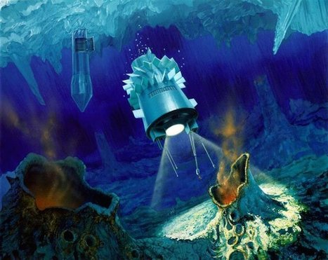 There's a mission to this mysterious water world that could detect the first alien life | Europa News | Scoop.it