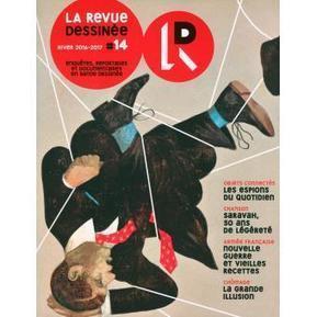 La revue dessinée n°14 - hiver 2016-2017   revue de presse cdi lycée sacré coeur   Scoop.it