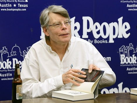 22 lessons from Stephen King on how to be a great writer - Business Insider | Freelance writing success | Scoop.it