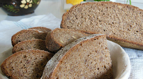 Le pain de seigle, sain et nourrissant | Vie de famille, Beauté & Bien-être de Melodie68 | Scoop.it