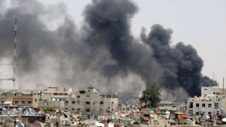 Powerful explosion hits Damascus   Global politics   Scoop.it