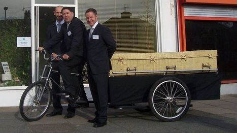 A grave business: The rise of alternative funerals - BBC News | Culture, Humour, the Brave, the Foolhardy and the Damned | Scoop.it