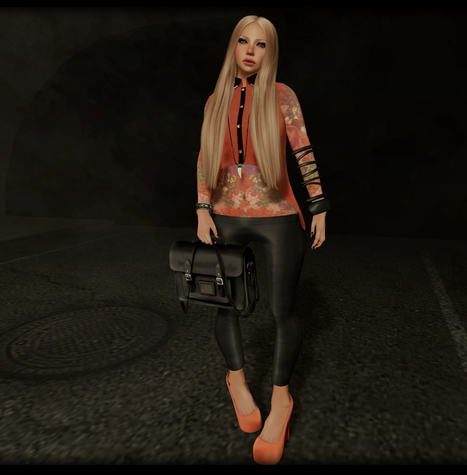 Out of the Dark | second life | Scoop.it