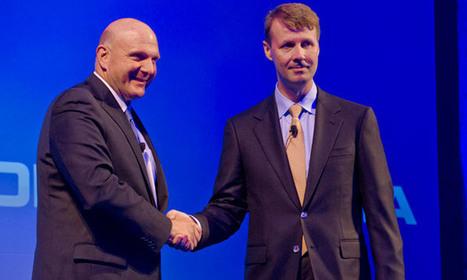 Microsoft buys Nokia handset business for €5.4bn | SKEMA CFM Research Methods | Scoop.it