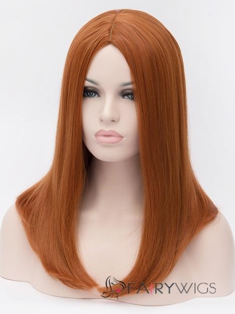 Captain America2 Cosplay Black Widow No Bang Wig : fairywigs.com | Synthetic Hair Wigs | Scoop.it