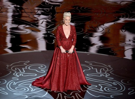 Oscars 2014: Pink stays grounded in tribute to 'Wizard of Oz' - Los Angeles Times | Interesting topics about the wizard of Oz | Scoop.it