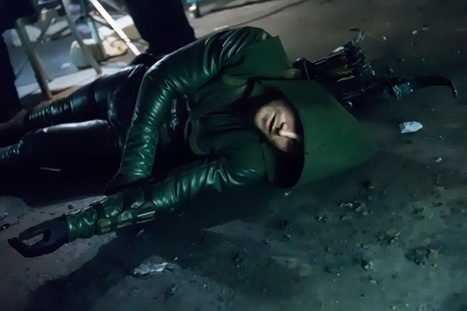 After the Mid-Season Finale, When Does Arrow Come Back? - cool spoiler for all time | Entertainment Etc | Scoop.it