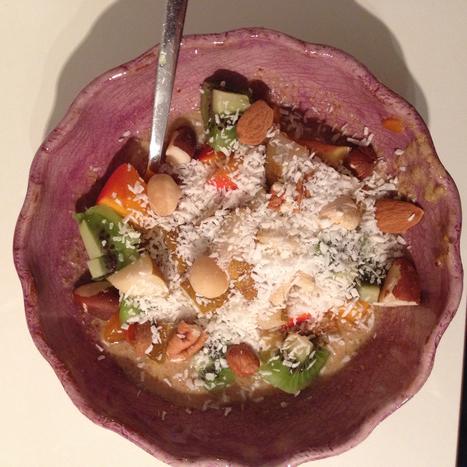 Il a neigé sur mon Miam-ô-fruits ! | cuisine végétale et bio au quotidien | Scoop.it