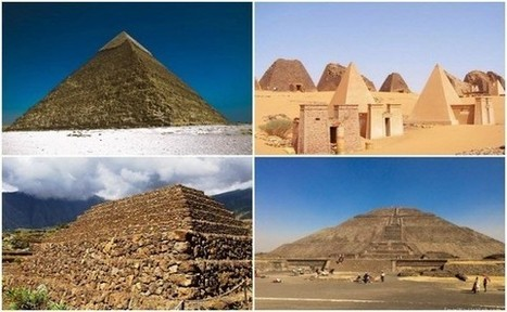 Pyramids: Most Amazing Structures in the World | About India | Scoop.it