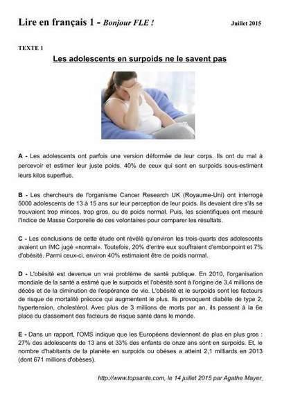Comprehension écrite B1/B2   La France   Scoop.it
