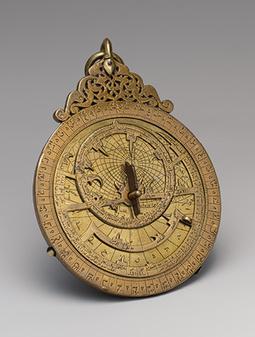 Astrolabe of 'Umar ibn Yusuf ibn   Mirando más allá del occidente   Scoop.it