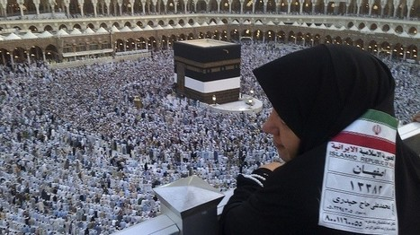 Irán prohíbe los viajes de sus peregrinos a Arabia Saudita - RT | Un poco del mundo para Colombia | Scoop.it