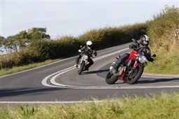 Ducati Monster 1200: Long-term test report | Ductalk Ducati News | Scoop.it
