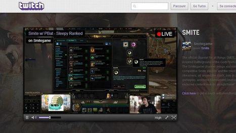 Amazon rachète Twitch pour 970millions de dollars | Le marché de la vidéo en ligne | Scoop.it