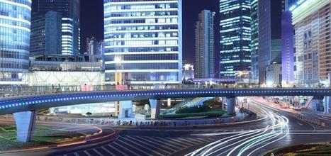 UP' Magazine - Les smart cities : un vaste potentiel de croissance à venir | Innovations urbaines | Scoop.it