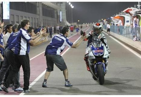 1st Race: Photos | MotoGP World | Scoop.it