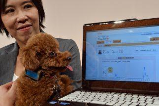 Lanzan dispositivo que controla salud de perros en Japón | Apps salud | Scoop.it
