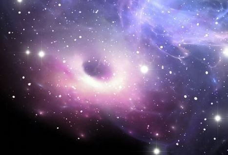 Massive Black-Hole Engines --Powerful New Link Discovered to Galaxy Growth | Strange days indeed... | Scoop.it