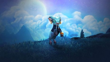 World of Warcraft's charity pet raises $1.9M for Ebola relief in Africa   Geek Therapy   Scoop.it