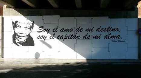 Sant Joan sanea espacios urbanos con murales y poesía - Información | POEMAS | Scoop.it