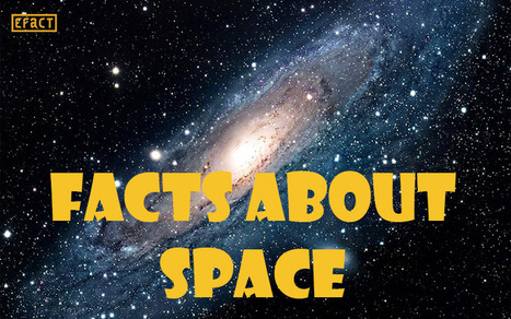 Facts about Space - Interesting Facts   svetobor   Scoop.it