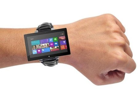 Microsoft Reportedly Preparing To Jump On The Smartwatch Bandwagon | Microsoft | Scoop.it