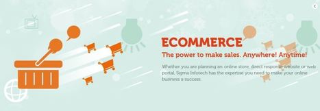 3 Sure Fire Ways to Boost Your eCommerce Sales | Sigma Infotech Pty Ltd | Scoop.it