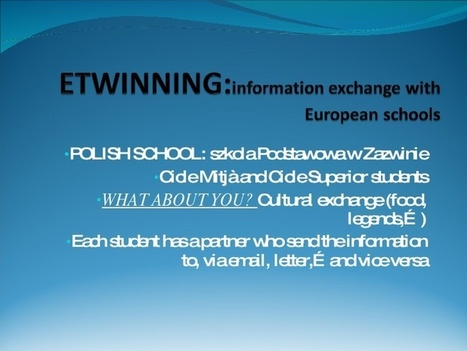 Etwinning | Ngoding | Difusión eTwinning en Portales Educativos | Scoop.it