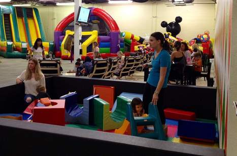 Playgrounds brings bounce to South Tampa | South Tampa News & Info | Scoop.it