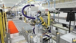 ABB Opens Its First U.S. Robotics Manufacturing Facility in Michigan - World Industrial Reporter | Robotics in Manufacturing Today | Scoop.it