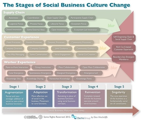 Getting to Effective Social Business Results: Applying Culture Change - Dachis Group | Transformation of culture - Cultural Change | Scoop.it