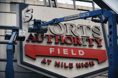 Broncos try to block sale of Sports Authority's sponsorship deal | Bankruptcy | Scoop.it