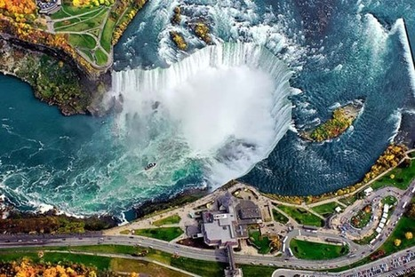 RTW: Seeing These Popular Places From Above Is Almost Surreal | Our Favourite Travel Destinations | Scoop.it
