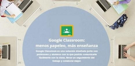 Google Classroom se actualiza con funciones para programar contenido | EDUDIARI 2.0 DE jluisbloc | Scoop.it