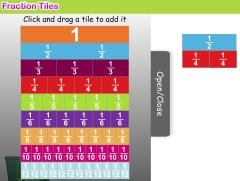 Fraction Tiles | Mathzlinks | Scoop.it