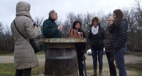 Visite du personnel de l'office de tourisme intercommunal   Vallée du Lot et du Vignoble   Scoop.it
