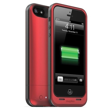 Funda con batería integrada – Mophie Juice Pack Air : MyTrendyPhone blog | #IPhoneando | Scoop.it