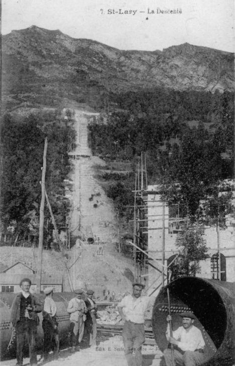 Découverte de la centrale hydroélectrique de Saint-Lary par les élèves du Collège Maréchal Foch | Vallée d'Aure - Pyrénées | Scoop.it
