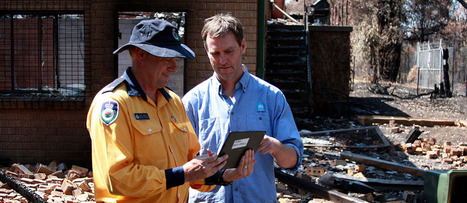 New apps for critical bushfire assessment | ICT bedrijfstechnologie | Scoop.it