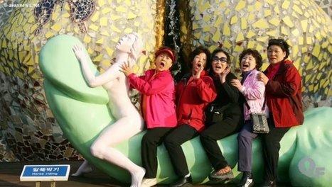 Korean Amusement Park Is Dedicated To Sex | Strange days indeed... | Scoop.it