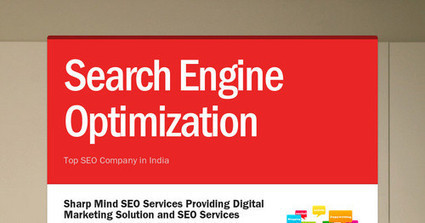 Search Engine Optimization | Digital Marketing Solution and SEO Company in India providing SEO Services | Scoop.it