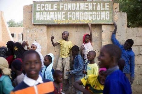 L'heure de la rentrée des classes dans le nord du Mali | L'enseignement dans tous ses états. | Scoop.it