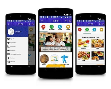 Android College App launched for Lovely Professional University | Website Design & Development Company-Netgains | Scoop.it